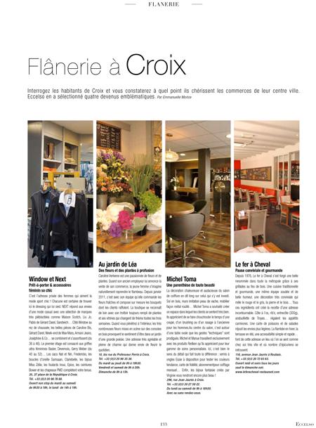 Article Au Jardin de Léa ECCELSO #17