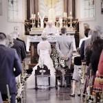 Fleurrissement d'église mariage